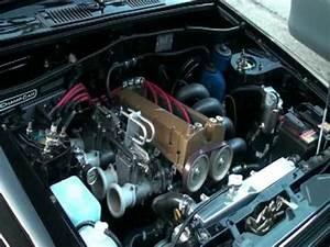 Trd 4ag Kp61 Toyota Starlet Formula Atlantic