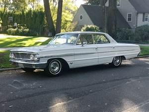 11 840 Mile Garage Find  1964 Ford Galaxie 500