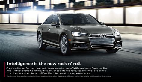 Audi Dallas by Introducing The All New Audi A4 Audi Dallas