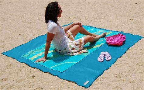tapis de plage anti fini le sur votre