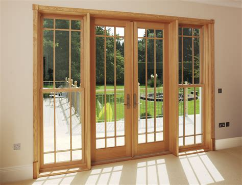 Door - Window : Signature Megrame Wood French Doors-signature