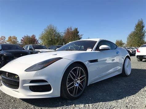 New 2019 Jaguar F-type Coupe 550hp R Awd (2)