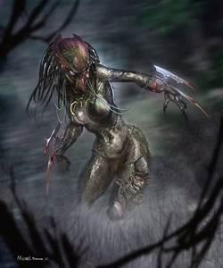 See the Female Predator You've Never Seen in PREDATORS ...
