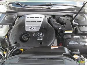 2006 Hyundai Azera Limited 3 8 Liter Dohc 24