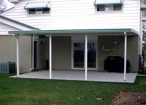 patio cover pictures standard aluminum patio cover photo gallery