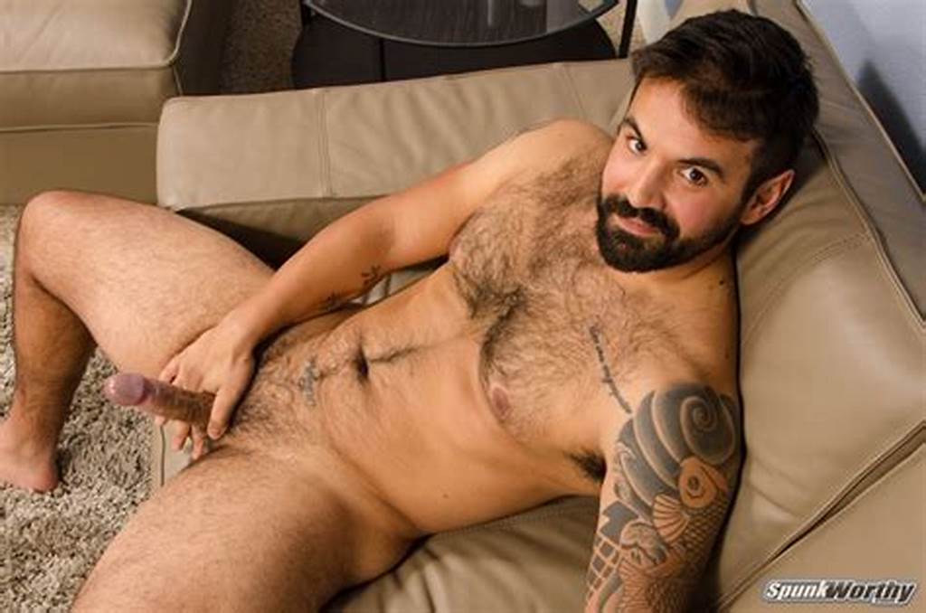 #Straight #Hairy #Chested #Hunk #Freddy #Jerks #Out #A #Huge #Cum