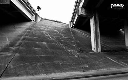 Thrasher Magazine Wallpapers Desktop Skate Guzman Skateboard