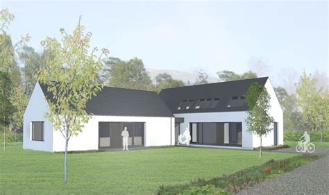 beautiful l shaped home designs pin by joanne graham on new build ideas
