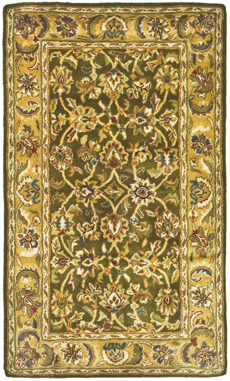 safavieh vintage rug collection rug cl758m classic area rugs by safavieh