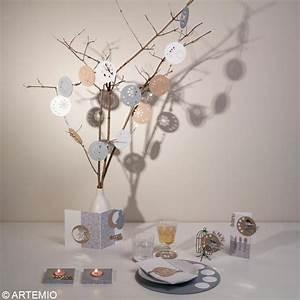 Idee Deco De Table Noel : d co de table de no l tendance zen 2013 id es et ~ Zukunftsfamilie.com Idées de Décoration