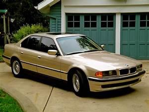 Restored 1998 Bmw E38