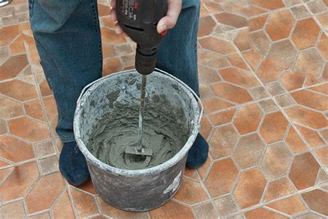 porcelain tile mortar how to install wall tile in bathroom howtospecialist