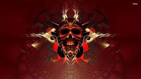 Digital Skull Wallpaper by Skull Wallpaper Digital Wallpapers 5461