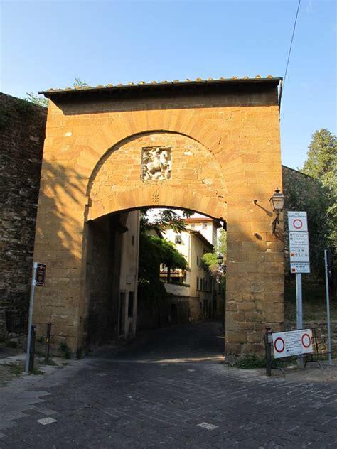 Porta San Giorgio by Porta San Giorgio To Be Restored The Florentine