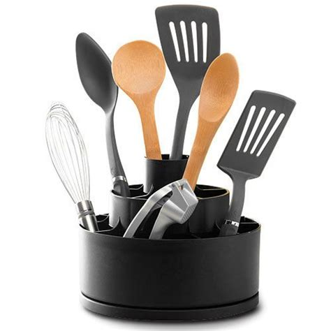 kitchen utensils organizer tool turn about shop pered chef canada site 3426