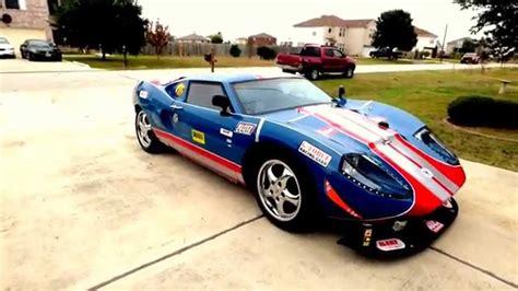 Ford Gt Kit Car by Ford Gt 40 Racer Avenger Kit Car Replica