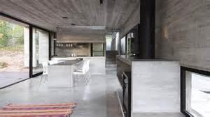 interior country home designs concrete home has everything inside built from concrete