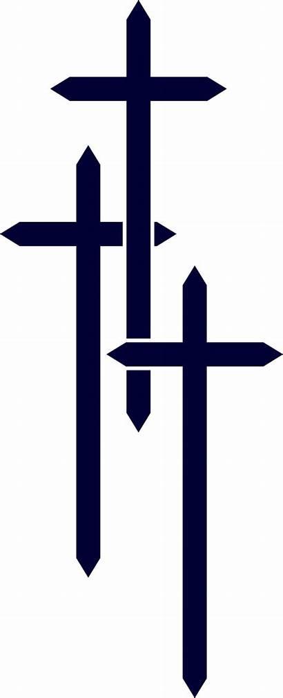 Crosses Three Laugh Employment