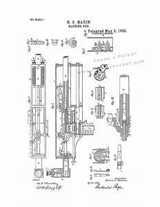 Diagram Of A Gun