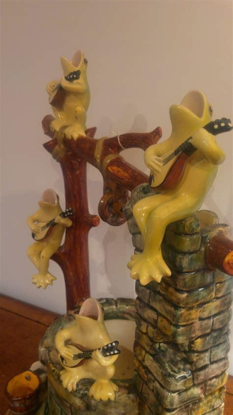 wells  frogs jerome massier galerie vauclair
