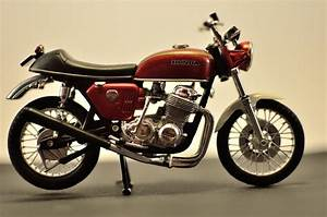 Petite Moto Honda : des photos de vos petites maquettes de motos forum moto ~ Mglfilm.com Idées de Décoration
