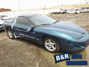 1999 Pontiac Firebird Fuse Box  22078937   646 Gm2m99