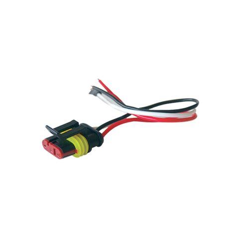 Weatherproof Prong Plug Adapter Direct Wire