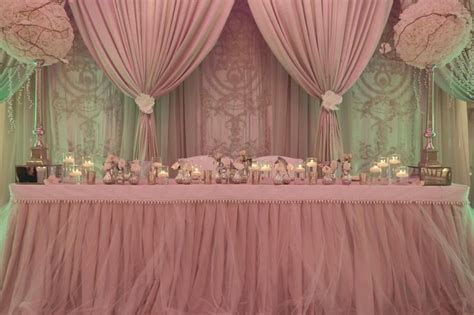 Center Table Decorations For Quinceaneras by How To Decorate The Xv Head Table In 5 Easy Steps
