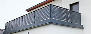 Balkongeländer Pulverbeschichtet Anthrazit : balkongel nder gemauert kreative ideen f r ~ Michelbontemps.com Haus und Dekorationen