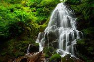 Beautiful Landscape Waterfall Photography