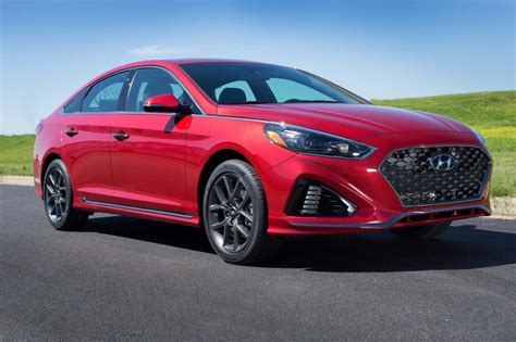 Not So Sporty 2019 Hyundai Sonata Sport Drops Turbo