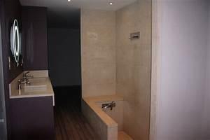 presentation des salle de bain esprit mineralcom With salle de bain minerale