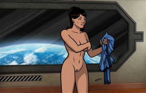 Rule 34 1girl Archer Series Breasts Dark Skinned