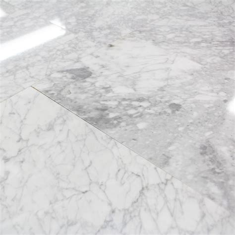 carrelage  marbre blanc poli carrare  cm marbre pas cher