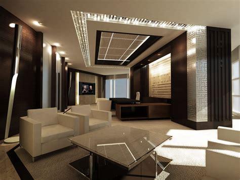luxury office interior apartment living room design