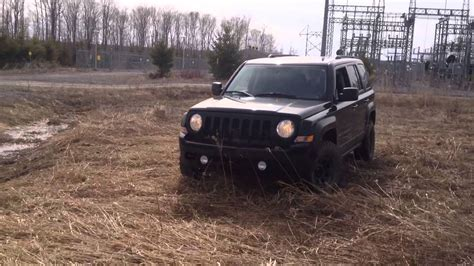 jeep patriot off road tires jeep patriot 2014 off road youtube