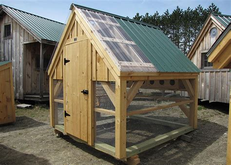 prefab chicken coops  sale chicken shed plans