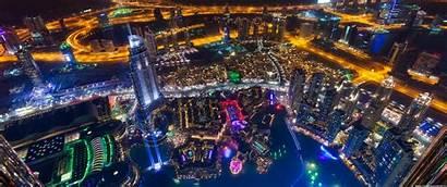 Wallpapers 1440 3440 Desktop Uhd Dubai Night