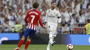 LaLiga Santander Real Madrid Vs Atletico Griezmann