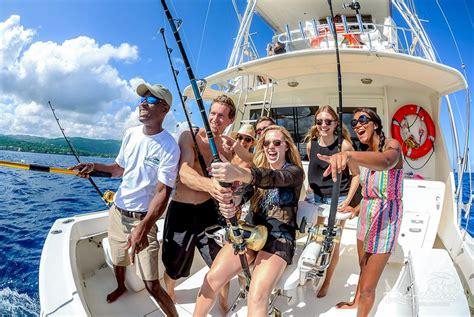 Deep Sea Fishing Turks and Caicos - Island Routes