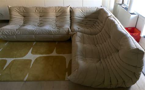 canapé togo ligne roset occasion fauteuil togo occasion 28 images ensemble 4 canap 233