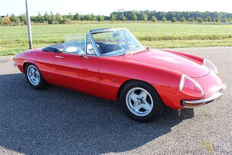 Alfa Romeo Spider Duetto by Classic 1968 Alfa Romeo Spider Duetto Spider 1750 For Sale