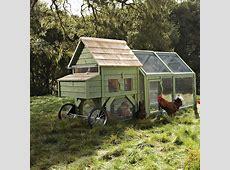 Alexandria Chicken Coop and Run The Green Head