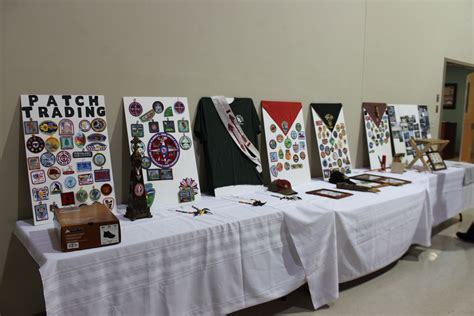 Justin's Scout Activity display boards | Eagle Scout ...