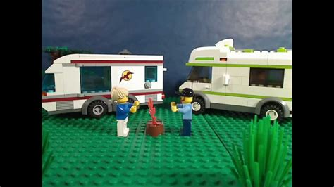 Lego City Stories The Camping Trip Youtube