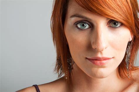 eye shadow colors  redheads sheknows