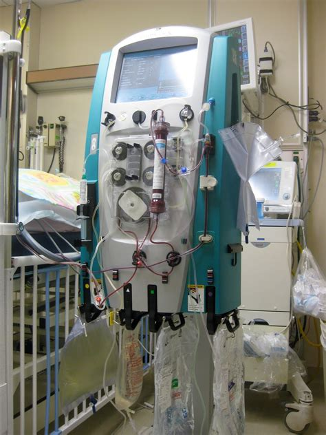 Dialysis Machines - Intensive Care Hotline