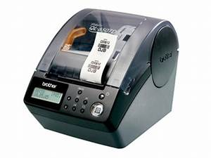 Brother ql 650td label printer for Circle label printer