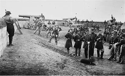 Union Soldiers Civil War Washington 1865 During