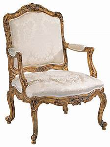 Louis Xv Armchair - Victorian - Dining Chairs - by